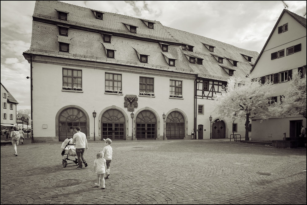 IR in Rottenburg