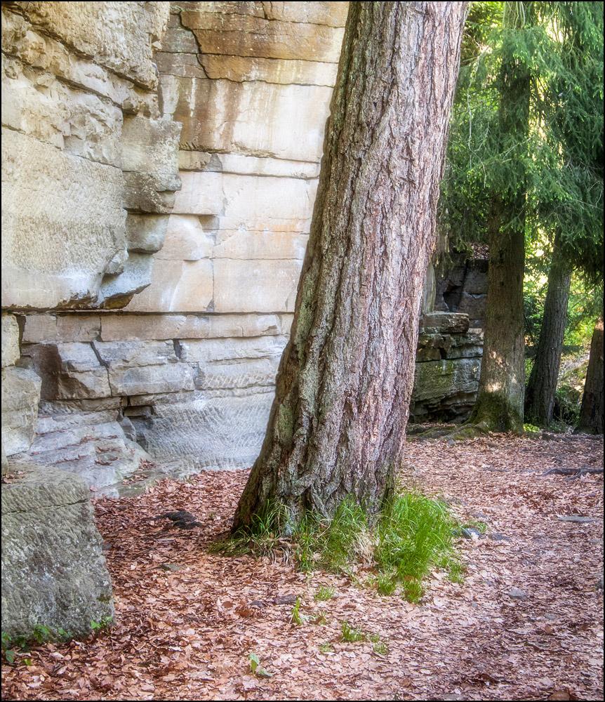 Steinbruch am Märchensee