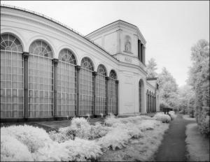 Panoramabild aus Putbus