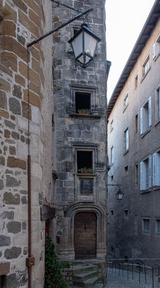 Le Puy Altstadt