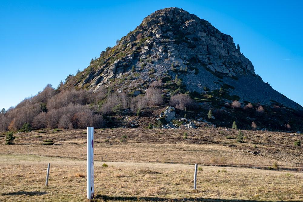 Mt. Gerbier de Jonc