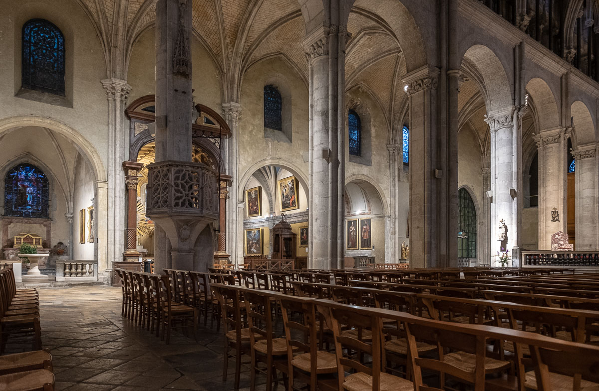 Kathedrale Besançon