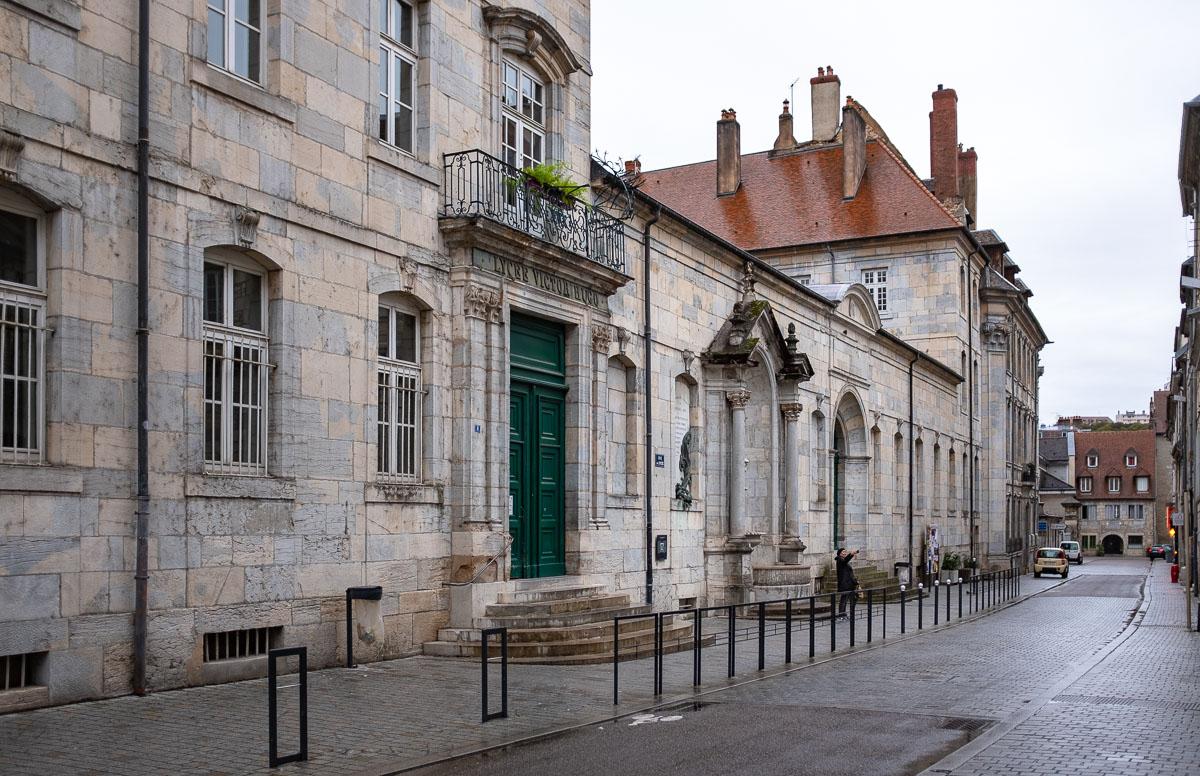Besançon Battant