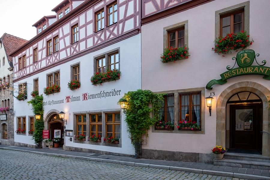 Altstadt Rothenburg o.d. Tauber